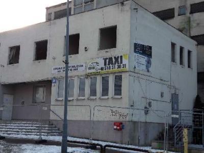 Rozbiórka budynku biurowo magazynowego 15