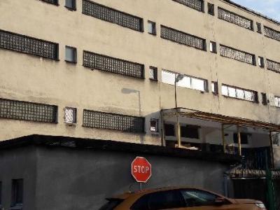 Rozbiórka budynku biurowo magazynowego 16